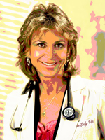 Dr. Cherie Nazzal, 'The Lady Vet'